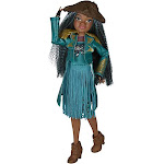 Disney Descendants Isle of The Lost Uma Doll