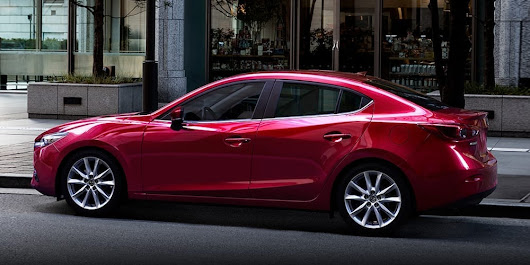 The Mazda 3's Interior Design Punches Well Above its Weight -