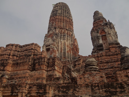 A Visit to Ayutthaya - Where's Wil Travel Blog