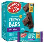 Enjoy Life Chewy Snack Bar, Cocoa Loco - 5 pack, 5.75 oz box