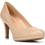 Naturalizer Women's Michelle Dress Pump Wide, Color: Tender Taupe, Size: 9