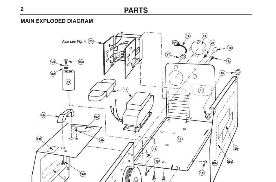 Info Auto: Manual Lincoln Weld Pak 100