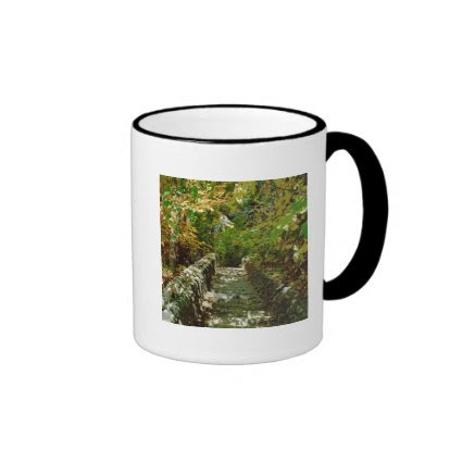 The Green Stairway Coffee Mug