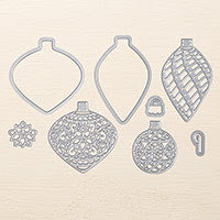 Delicate Ornament Thinlits Dies by Stampin' Up!
