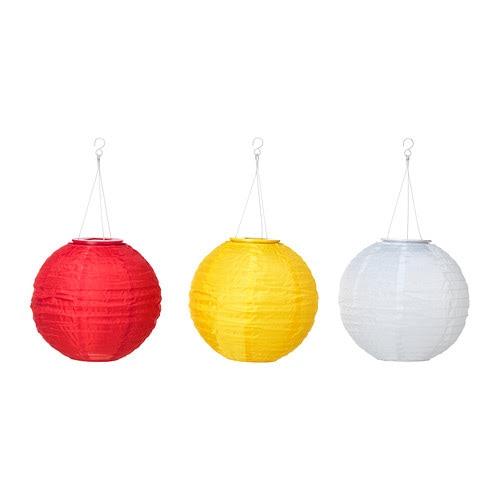 Solar Lights Ikea