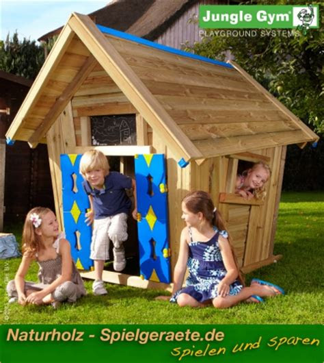 spieltuerme spielhaeuser jungle gym blue rabbit axi