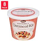 N'Joy Gourmet Oatmeal Kit, Morning Harvest, 3.08 oz, 8-Count