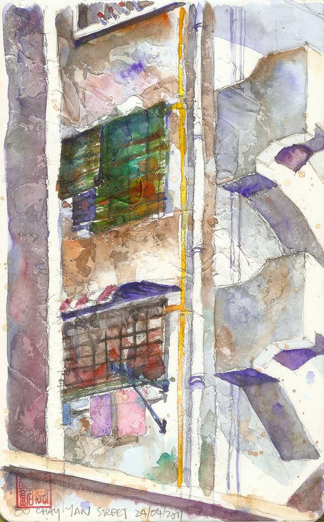 Windows at Chay Yan