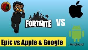 Epic Vs Apple & Google Monopoly - An Uphill Battle