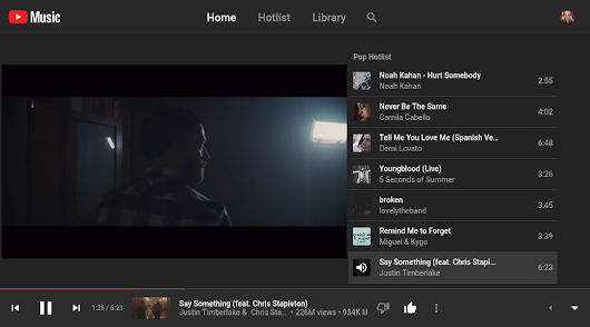 Nuvola Adds YouTube Music, Updates Jango & Tune In, Drops Logitech Media Server