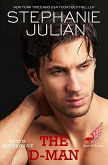 The D-Man: Redtails Hockey - Stephanie Julian