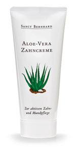 Aloe-Vera Pasta de dientes