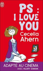 3) P_S_ I love you, Cecelia Ahern