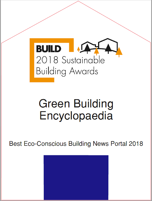 GBE Awards Navigation - Green Building Encyclopaedia