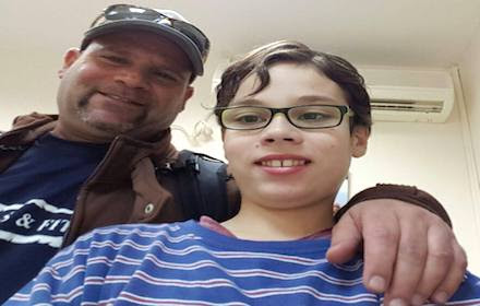 American boy, 13, trapped in Israel asks Donald Trump to rescue him