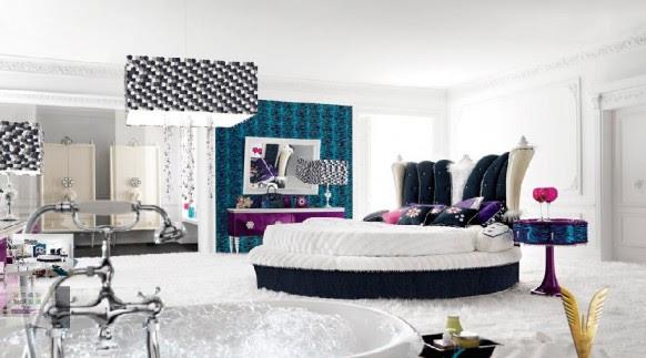 Luxurious Interiors-Modern living Decoration