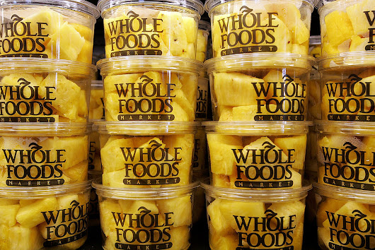 Whole Foods Market 'resetting and refining' growth strategy