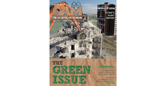 CAM Magazine - The Voice of the Construction Industry
