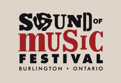 Creative Design - Burlington's Sound of Music Festival 2016