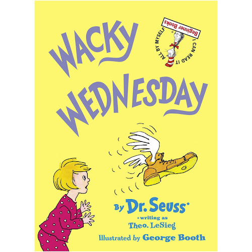 Wacky Wednesday [Book]