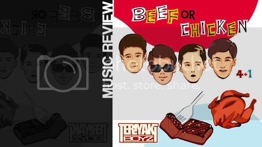 Album review: Teriyaki boyz - Beef or chicken