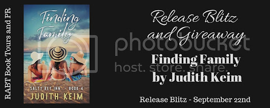 RABT presents... FINDING FAMILY by Judith Keim - EXCERPT + GIVEAWAY!