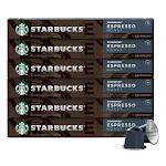 Starbucks by Nespresso Espresso Roast Capsules, 60 Count