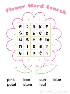 1000+ images about Word Search ~ Children on Pinterest   Word ...