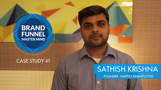How Sathish Krishna Generated 1,861 Leads with the Brand Funnel Method