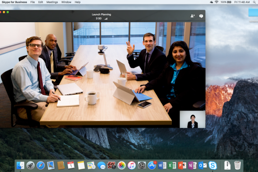 Skype for Business finally makes its way to the Mac | CIO