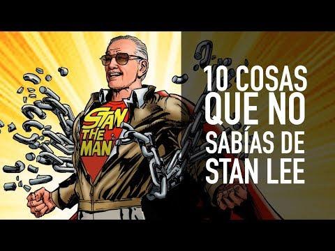 TMZ confirma fallecimiento de Stan Lee a los 95 años de edad :(