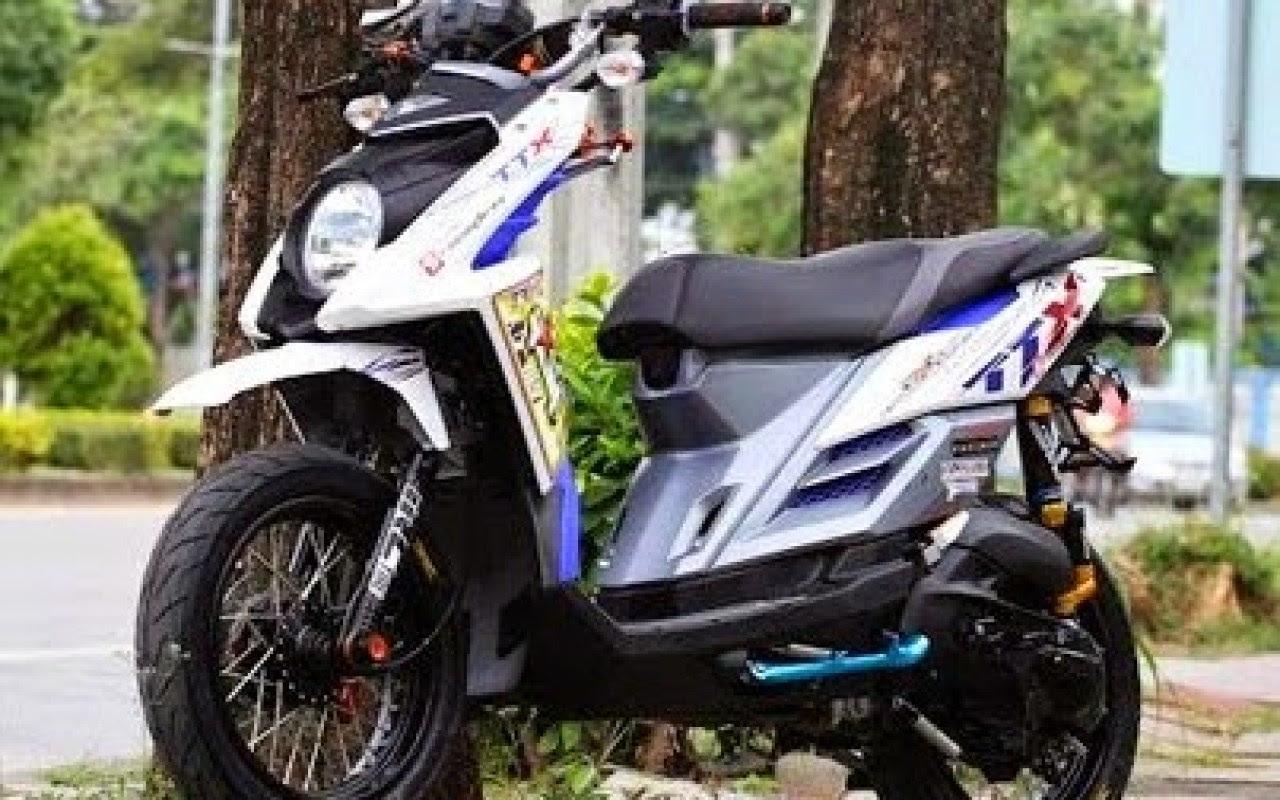 64 Modifikasi Motor X Ride Adventure Terbaik Gedheg Motor