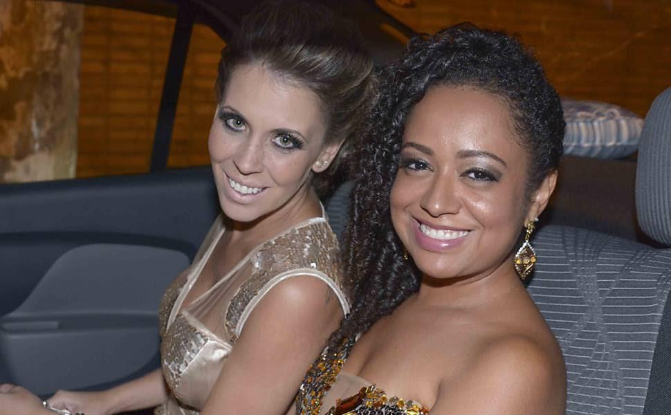 As ex-colegas de Fernanda Souza em 'Chiquititas'