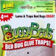 Don't Let The Bed Bugs Bite! Taking Care of BED BUGS Has Never Been Easier Than Using BUGGY BEDS