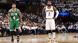 Cleveland Cavaliers send Kyrie Irving to Boston Celtics in deal including Isaiah Thomas