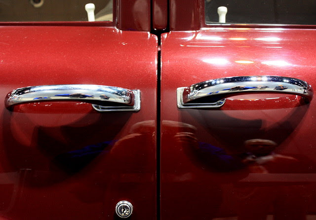 1948 Tucker Torpedo Doors Photographed and Observed