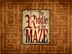 The-Riddle-of-the-Maze-Video-Game