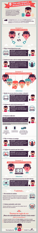 Infografia como evitar el fraude