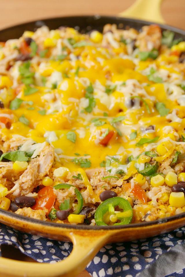 Tex-Mex Cauli Rice