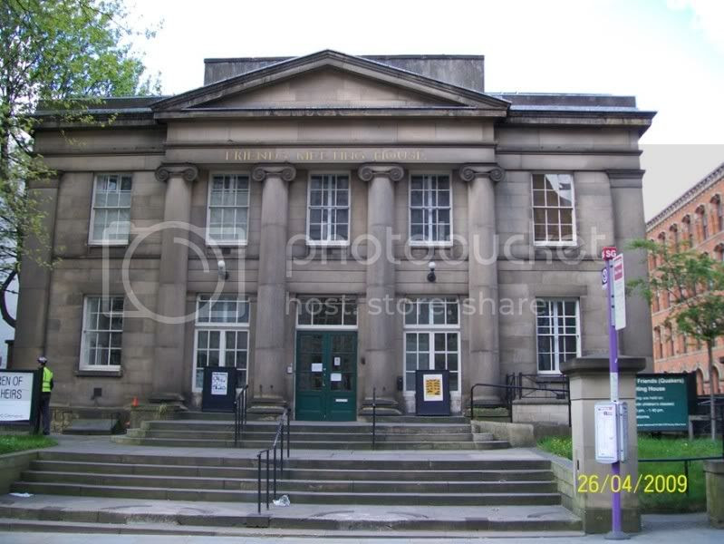 The Manchester Conference was held here