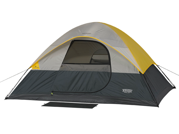 Wenzel North Woods 4Person Tent  Sport.Woot