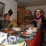 Gambar pasangan Malaysia Sweden