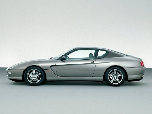 Ferrari 456 car wallpaper