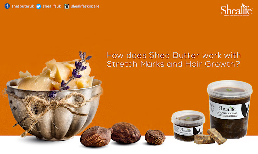 How does Shea Butter work with Stretch Marks and Hair Growth? / Sheabutter | Sheabutter.co.uk