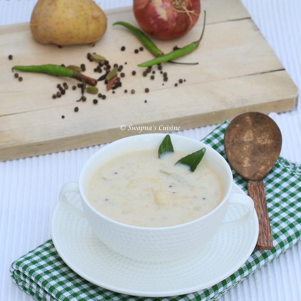 Kerala Style Potato Estew