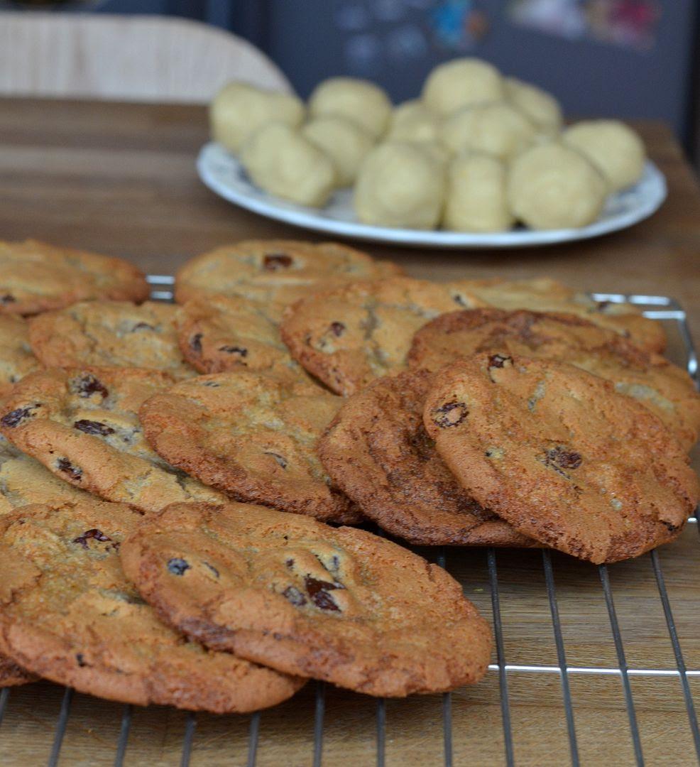 Make Ahead Holiday Cookies