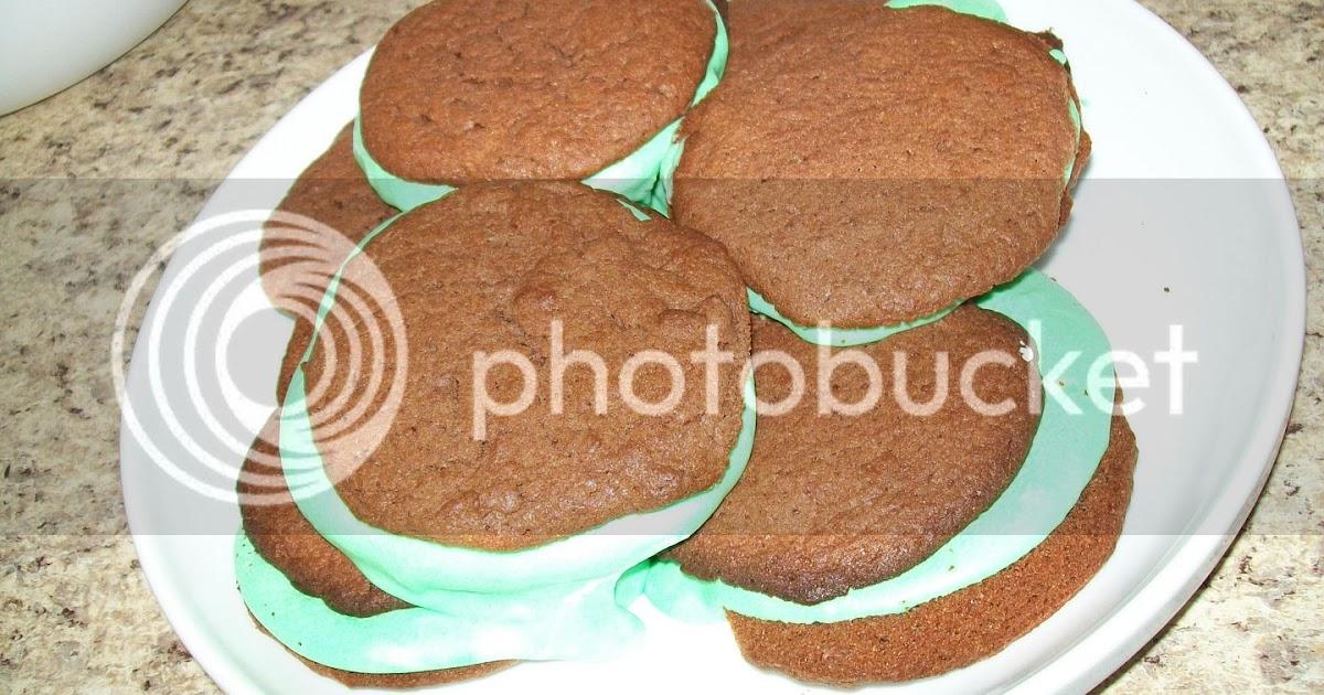 Lemon Whoopie Pies Cake Mix