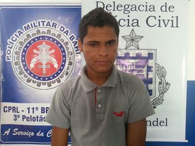 Jailson de Jesus foi denunciado. Foto: Divulgação/Polícia Civil