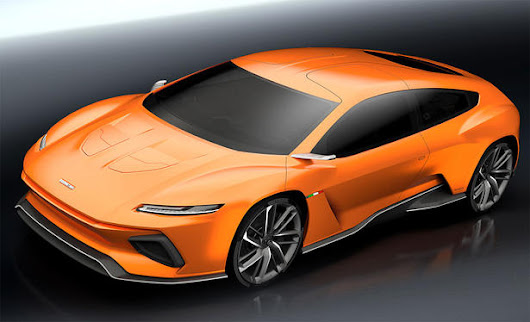 Italdesign GTZero Electric Concept