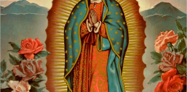 Virgen De Guadalupe Wallpaper